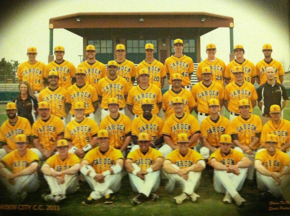 Baseball college tracker mulvane high school for Garden city community college baseball