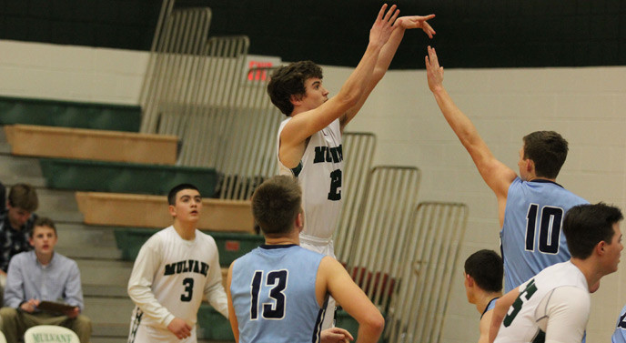 Ellis Carves Out a Spot in the School Record Books - Mulvane High School